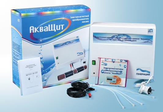 Электромагнитный фильтр для системы отопления частного дома