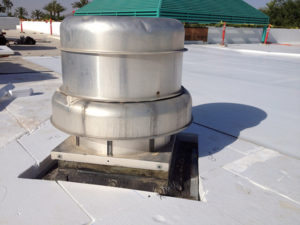 Утепление плоской крыши пенопластом
