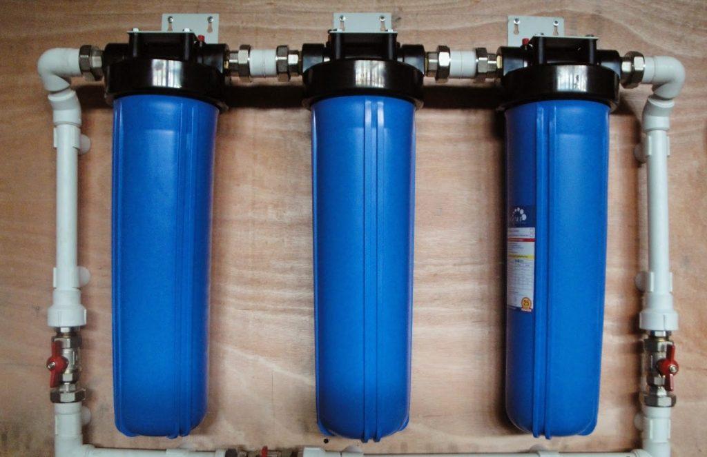 Разновидности фильтров грубой очистки воды