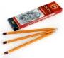 простой графитовый карандаш