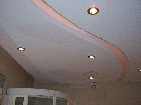 Гипсокартонные плиты и СМЛ для потолков