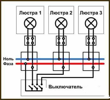 podkljuchenie-lustri-3x1-3