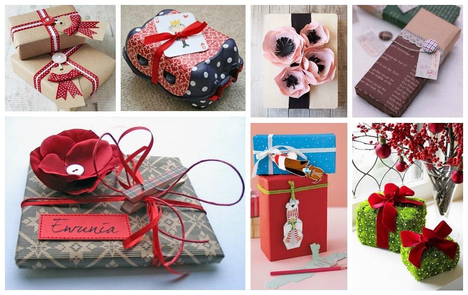Как упаковать коробку конфет в подарочную бумагу