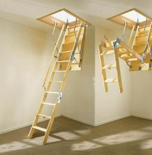 Цены на чердачные лестницы.