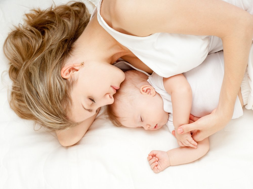 Делаем сон малыша комфортным: игрушка для успокоения