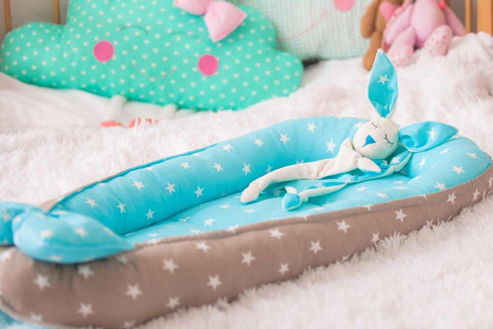 Комфортеры для детей раннего возраста: из чего изготавливаются