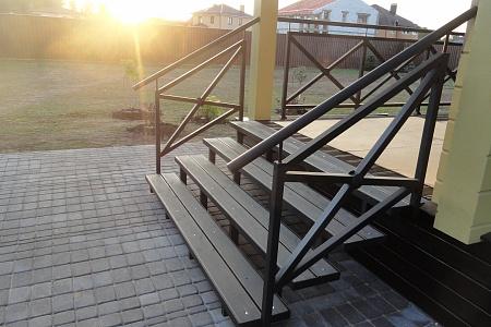 Лестницы наружние