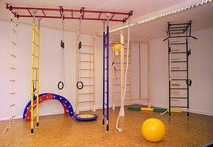 Особенности изготовления детской шведской стенки своими руками
