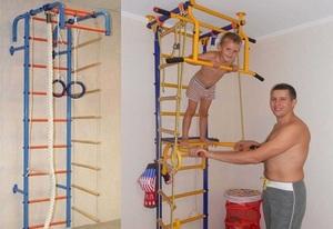 Рекомендации для изготовления шведской стенки своими руками