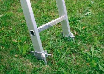 Приставные лестницы: требования к конструкциям, виды сооружений