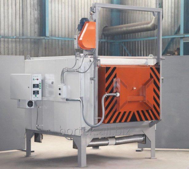 Промышленная муфельная печь с автоматикой