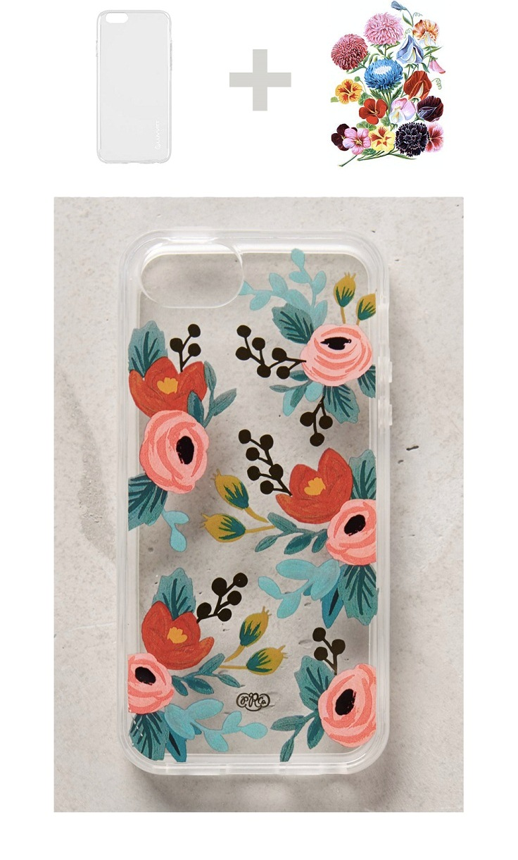 Floral-Tatoo-Case
