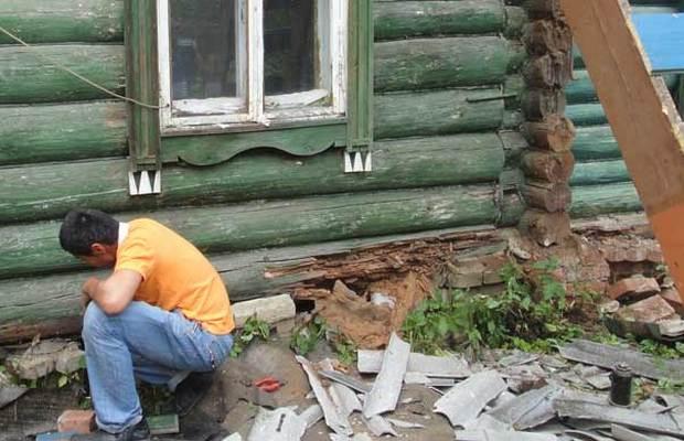 Ремонт и реконструкция ленточного основания – делаем самостоятельно