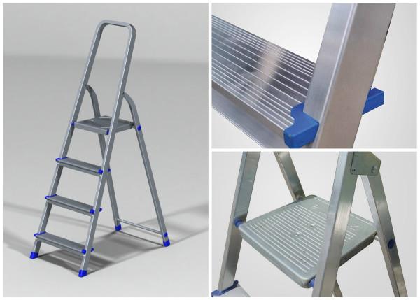 Требования к приставным лестницам