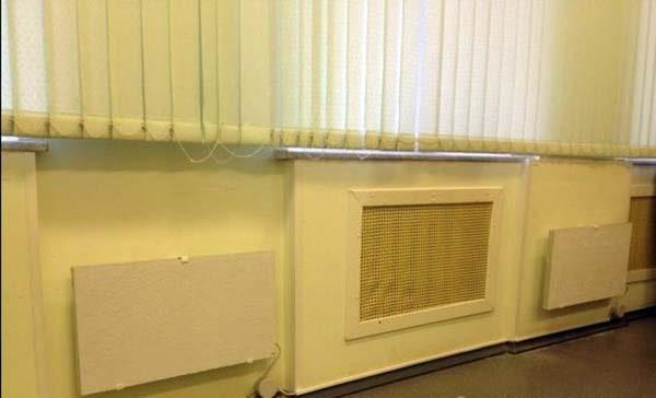 Отопление дома электрическими панелями