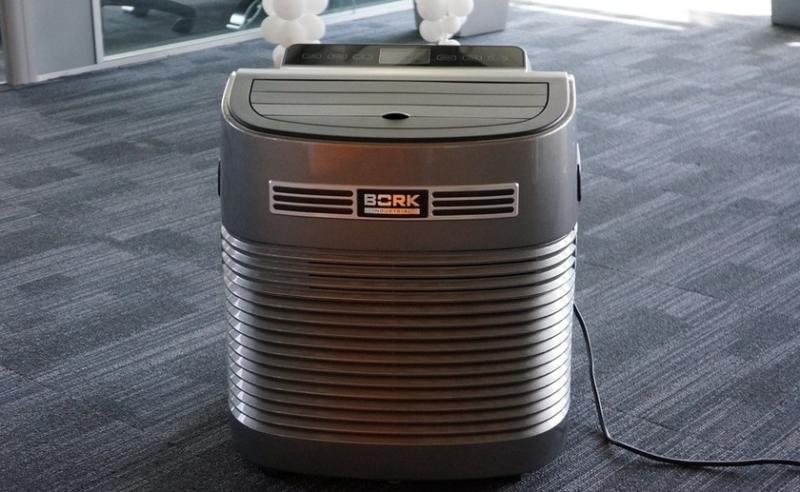 BORK Y502 – лучший напольный кондиционер для дома