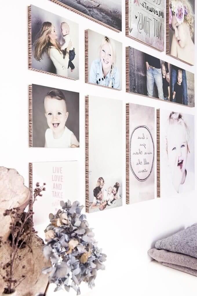 Объемные фотографии - элегантное дополнение современного интерьера