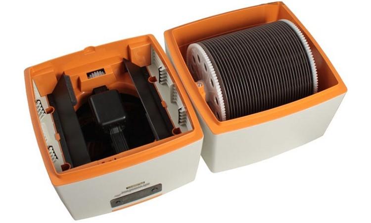 Чистка воздуха прибором будет производиться идеально, если площадь помещения не больше 50 м², а мощность агрегата − 25-35 Вт.