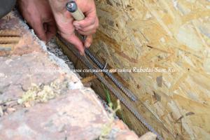 Правильный ремонт фундамента дома своими руками