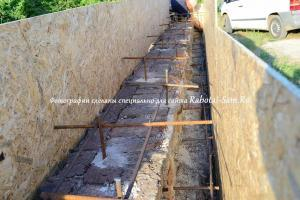 Ремонт фундамента дома из кирпича и правильное