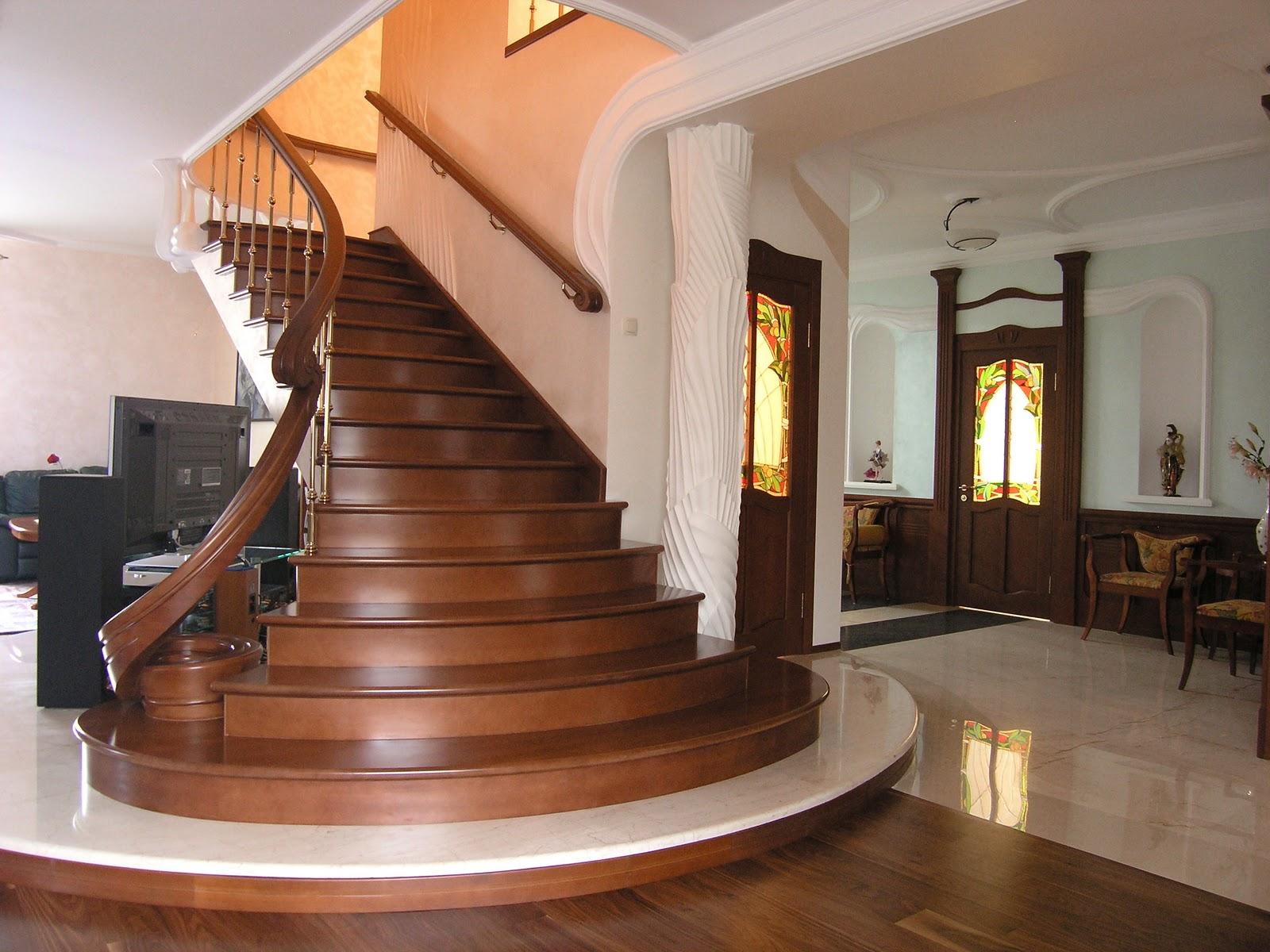 красивые лестницы для загородного дома фото продукты будут холодными