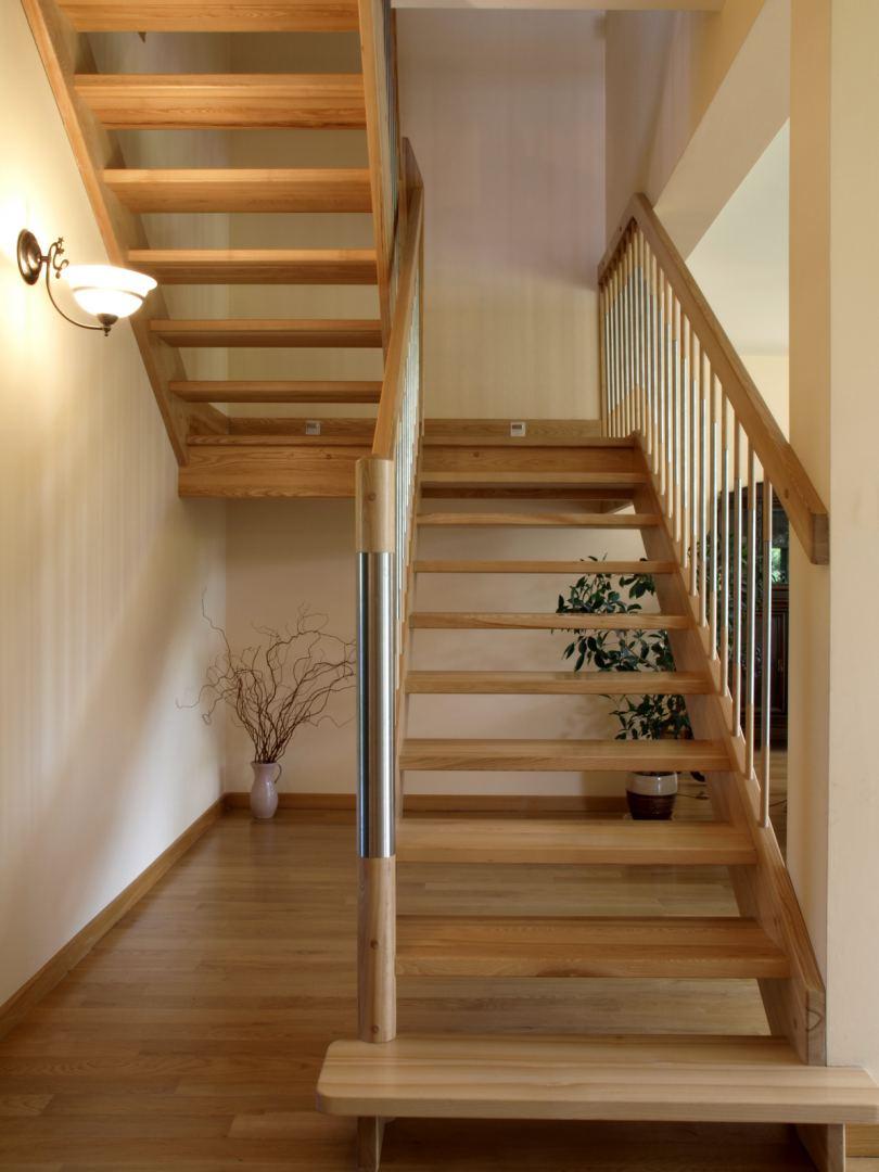 этом деревянные лестницы между этажами фото казалось