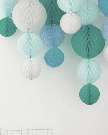 как сделать шары из гофрированной бумаги