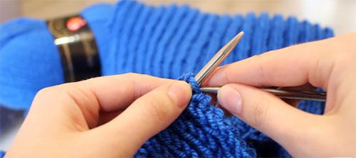 Как связать мужской шарф спицами за несколько дней: схемы с описаниями
