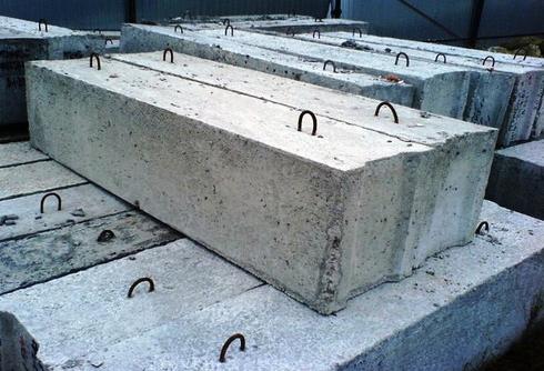 как выглядят фундаментные блоки фбс