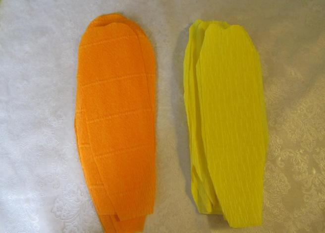 Цветы из бумаги — схемы и шаблоны для создания бумажных цветов этап 45