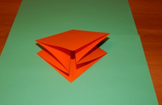 Цветы из бумаги — схемы и шаблоны для создания бумажных цветов этап 84