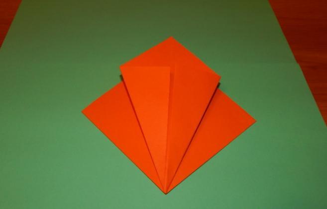 Цветы из бумаги — схемы и шаблоны для создания бумажных цветов этап 87