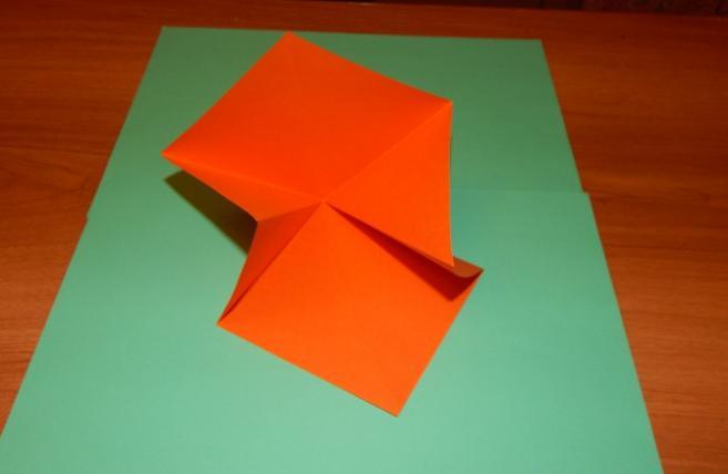Цветы из бумаги — схемы и шаблоны для создания бумажных цветов этап 83