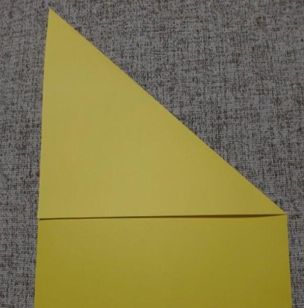 Цветы из бумаги — схемы и шаблоны для создания бумажных цветов этап 15