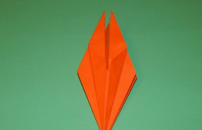 Цветы из бумаги — схемы и шаблоны для создания бумажных цветов этап 106