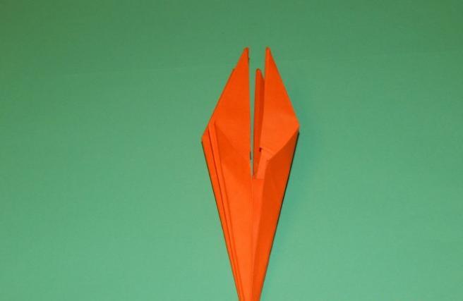 Цветы из бумаги — схемы и шаблоны для создания бумажных цветов этап 107