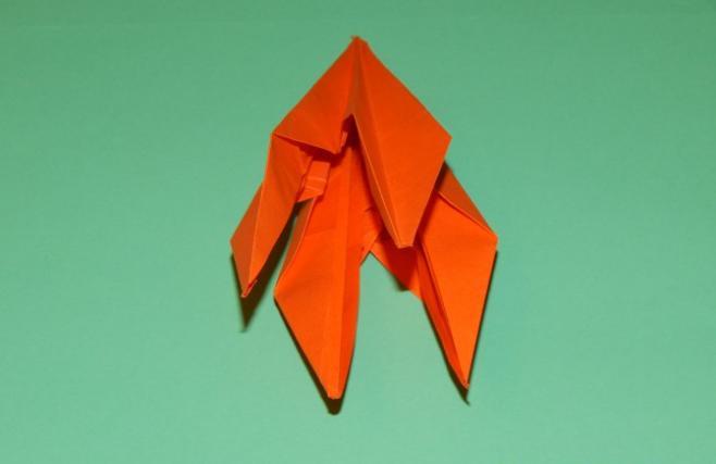 Цветы из бумаги — схемы и шаблоны для создания бумажных цветов этап 109