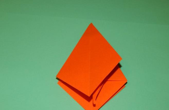 Цветы из бумаги — схемы и шаблоны для создания бумажных цветов этап 97