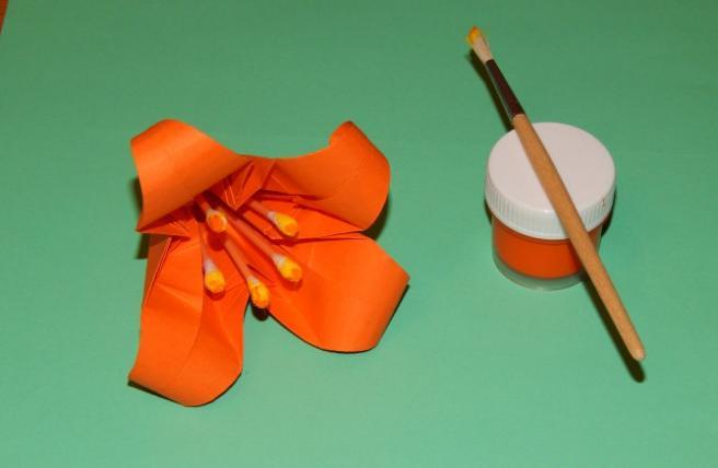 Цветы из бумаги — схемы и шаблоны для создания бумажных цветов этап 115