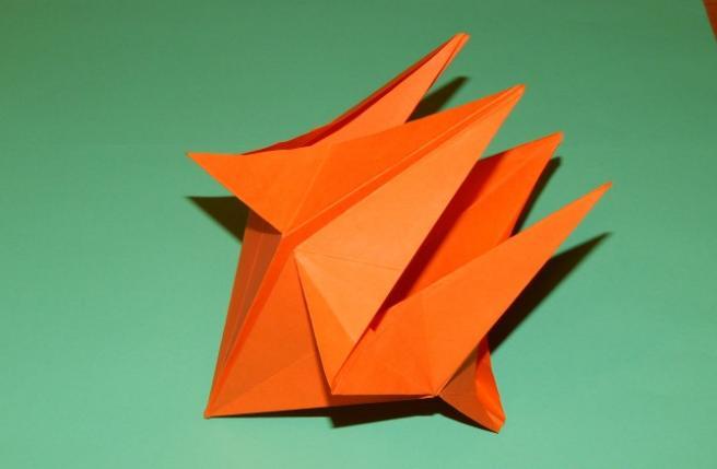 Цветы из бумаги — схемы и шаблоны для создания бумажных цветов этап 102