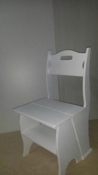 Складной стул-стремянка