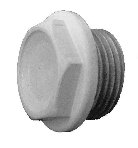 Стальной фитинг для алюминиевых и биметаллических батарей.