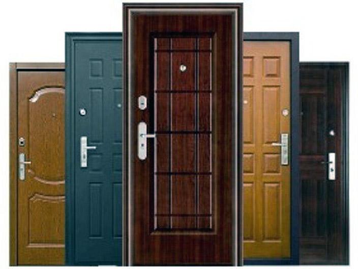Правильный выбор металлической двери