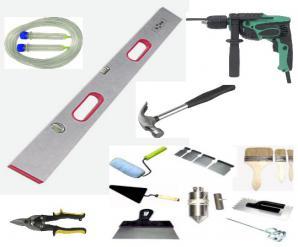инструменты для гипсокартона