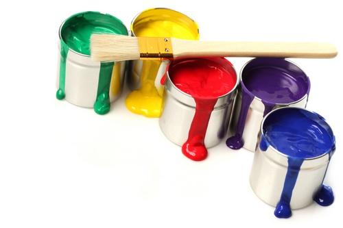 Как быстро высушить масляную краску?