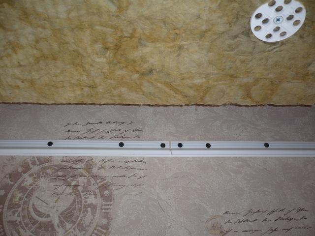 Шумоизоляция потолка под натяжной потолок : оптимальное решение