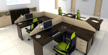 Недорогая но современная и качественная офисная мебель