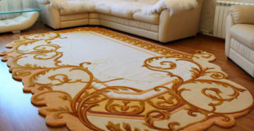 Напольные ковры