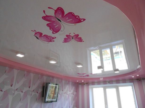 Натяжной потолок — быстро и надежно