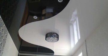 Натяжные потолки  выбираем соответствующую определенным требованиям пленку ПВХ